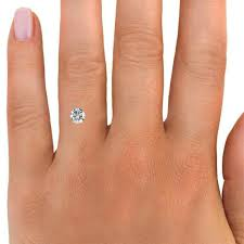Diamond Carat Weight Sizing Measurements Diamond Education
