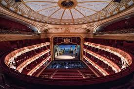 the interior of the royal opera house violist christopher goldscheider sued after he claimed he