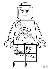Nieuw Kleurplaten Lego Ninjago Slangen Krijg Duizenden