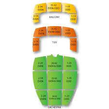 Eisenhower Seating Chart Eisenhower Auditorium Tickets