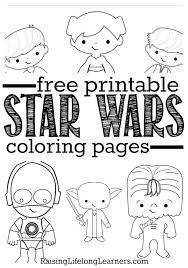 Upper & lowercase letters heart matching activity for preschoolers. Free Printable Star Wars Coloring Pages For Star Wars Fans Of All Ages