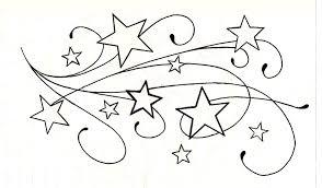 эскизы тату звезда 8 Tatufotocom