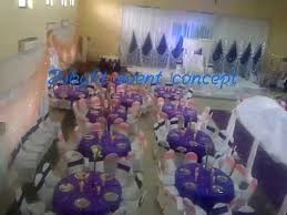 nigeria wedding decoration