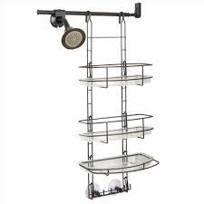 wall mount shower caddy
