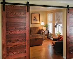interior barn doors for homes pertaining to endearing inspiration sliding door plan 2