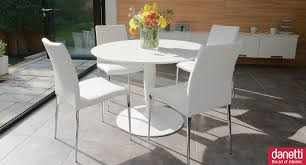 outstanding white round pedestal dining table for fancy dining room decoration gorgeous white dining room