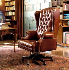 president office chair. Classic Office Armchair / Leather Reclining On Casters - THE PRESIDENT President Chair I