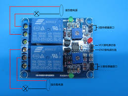 relay relay module 2 way normally closed relay module plus the 2 way sensor plus relay module wiring diagram