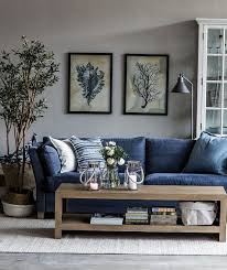 blue sofa living room. I Want A Blue Jean Couch!!! Sofa Living Room