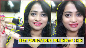 best foundations for indian skin for all skintype top5 indian mom on duty you