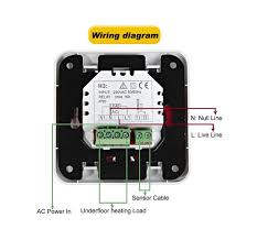 duo therm thermostat wiring solidfonts honeywell mercury thermostat wiring color code ewiring
