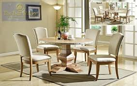 54 round dining table set rustic natural round dining table round plank style single pedestal table 54 round dining table set 54 inch
