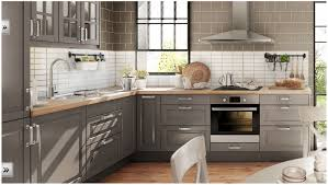 L Shaped Kitchen Decoration Exciting L Shaped Kitchen With Grey Cabinet Storage