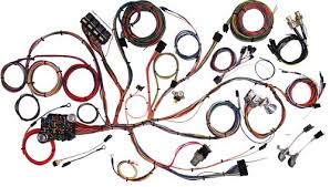 1967 1968 ford mustang american autowire 68 Mustang Horn Wiring complete wiring kit 1967 68 mustang 68 mustang horn wiring diagram