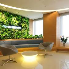 green ideas for the office. Office Reception Feature Wall Green Ideas For The