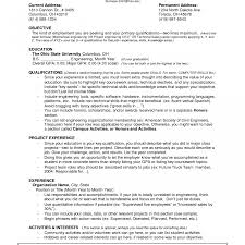 Resume With No Work Experience Resume Template No Experience High School Student Australia Free 96