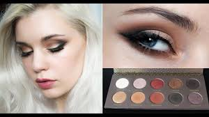 zoeva cocoa blend makeup tutorial