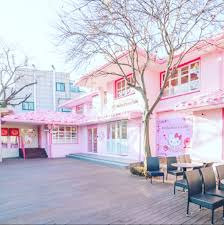 Hello Kitty Cafe, from hellokittycafe.co.kr