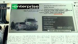 Get A Free Bj With Your Rental Car At Enterprise Uk Youtube