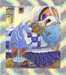 katie thamer treherne ilration for the light princess princess artchildrens bookschildren