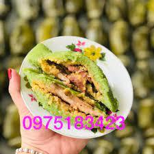 Bánh tày- bánh tét đặc sản Quảng Trị - Home