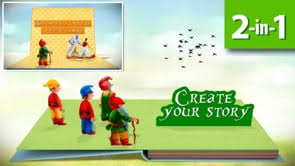 After Effects Story Book Template