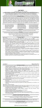 15 Best Human Resources Hr Resume Templates Samples Images On
