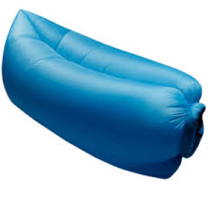 Fast Inflate Air Bed Lazy Sleeping Bed Folding SofaChair Blue  Pinoy