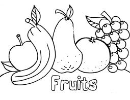 Frutta Autunnale Da Colorare Foto Mamma Pourfemme