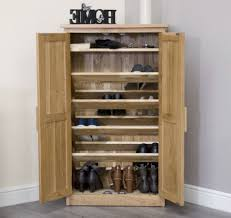 nara solid oak hidden home. Beautiful Oak Shoe Cabinet Storage Cupboard Rack Furniture Unit Arden Solid Oak Hallway   For Nara Solid Oak Hidden Home H