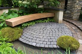 how to build a patio bench with pavers ideas