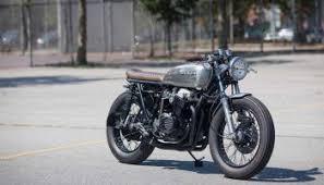 1971 honda cb750 cafe racer bike urious