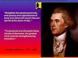 thomas jefferson former us president federalist essays influenced and shaped the mind of many of the us founding fathers philosophy