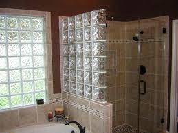 glass block shower wall glass block walls in glass block shower wall cleaning glass block shower wall