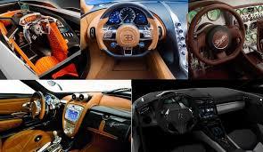 egoista interior. what are the craziest supercar interiors that money can buy egoista interior l