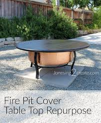 cover my furniture. For My Husband\u0027s Birthday, I Bought Him A Gorgeous Copper Fire Pit And  Wanted To Protect It From The Elements ASAP, But Was Having Hard Time Finding Cover Furniture D