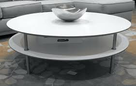 white round coffee table ikea lack high gloss