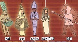 Incredible Family Tree Of The Egyptian Gods And Goddesses