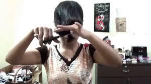Indian Long Hair Diy How To Cut Hair In Layers Long Hair Layer