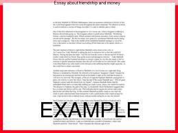 a friend descriptive essay classroom