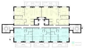 Apartment Building Plans Design Cool Decorating