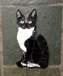 Cat Designer Verrier Cat Created By Wendys Mosaic Designs Mosaic Animals