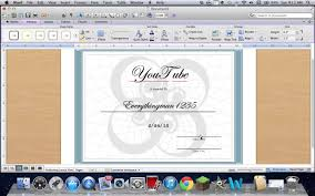 How To Make Certificates In Word Make Certificates In Word Cityesporaco 6