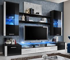 Tv Storage Units Living Room Furniture Amazoncom Fresh Modern Wall Unit Entertainment Centre