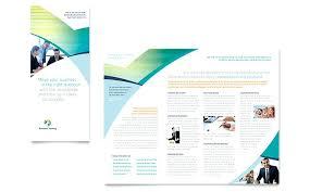 Microsoft Office Tri Fold Brochure Template Office Word Brochure Template New Templates Company Newsletter Co