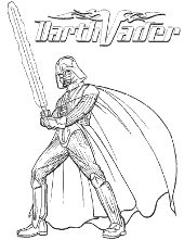 Star Wars Printable Coloring Pages Pictures Of Vader Yoda And R2d2