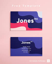 free template for business cards creative business card template free download