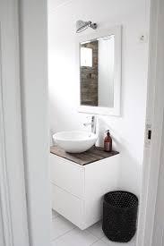 ikea vessel sink. Contemporary Vessel IKEA Cabinet For Bathroom With Reclaimed Wood Planks Countertop Vessel  Sink And Industrial Light Fixture In Ikea Sink E