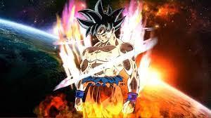 Dragon Ball S Goku Ultra Instinct HD ...