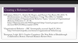 How To Cite Using Chicago Style 16th Ed Reference List In Text Citations
